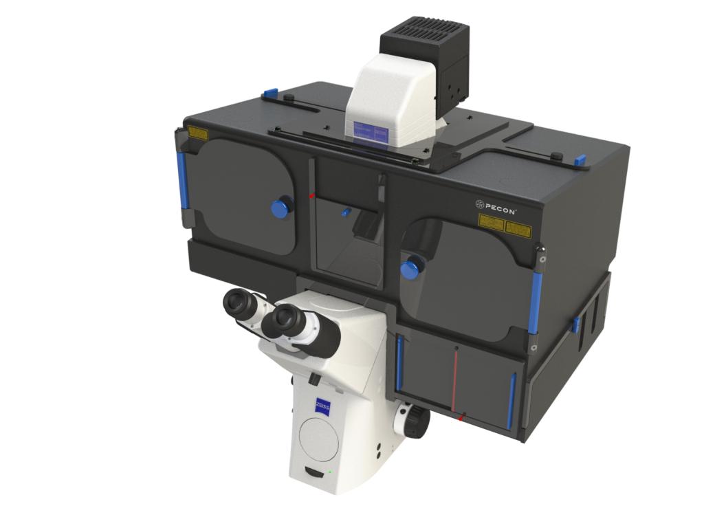 Incubator XLmulti S DARK LS for Zeiss Axio Observer
