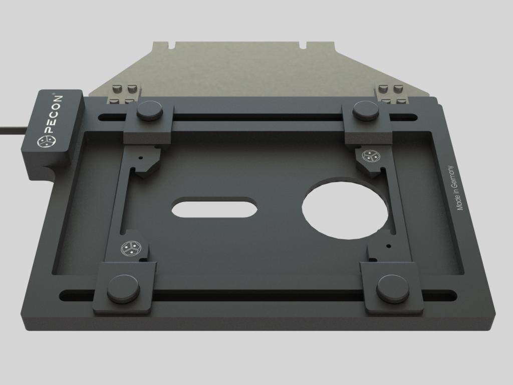 Heatable Universal Mounting Frame AH 2000