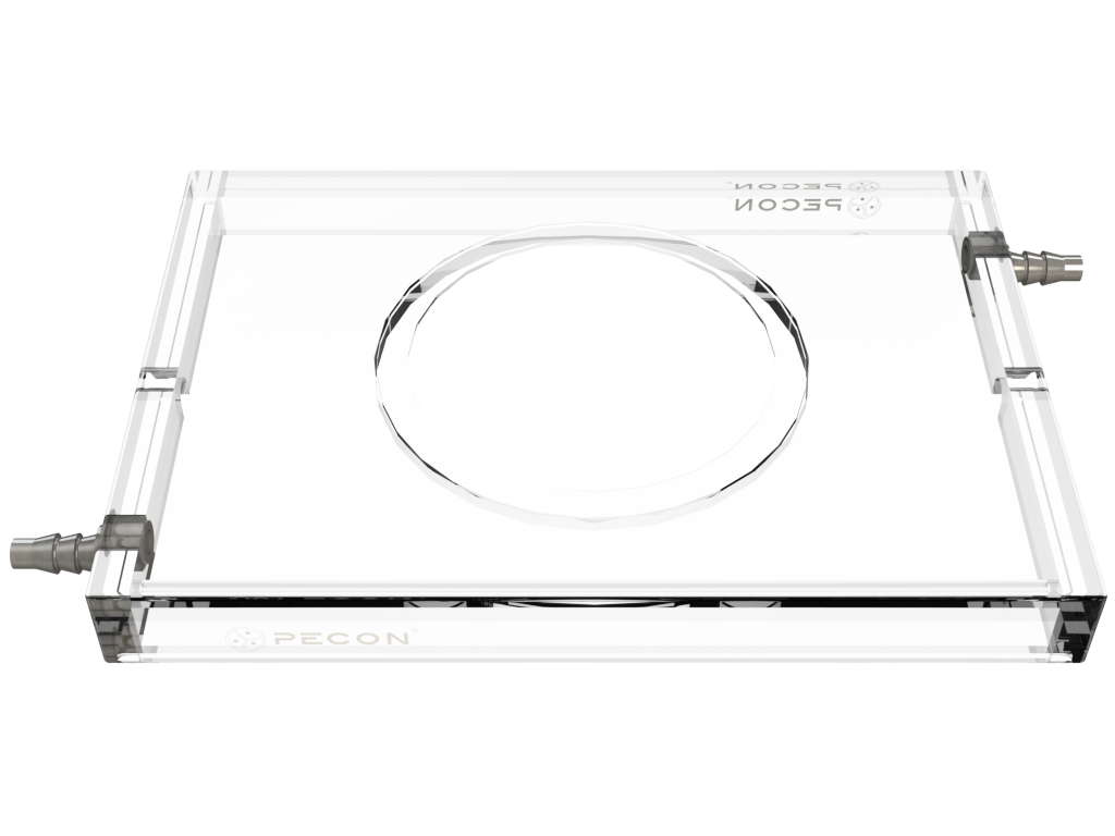 CO2-Cover with Glass Insert for the Heating Frame 2000