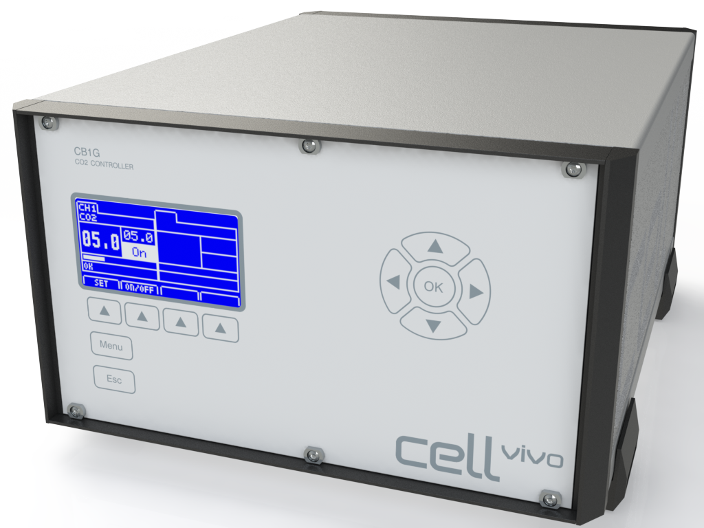 CO2-Controller 2000 cellVivo design
