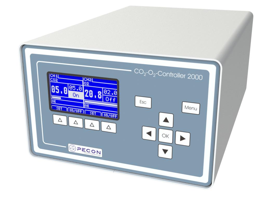 CO2-O2-Controller 2000