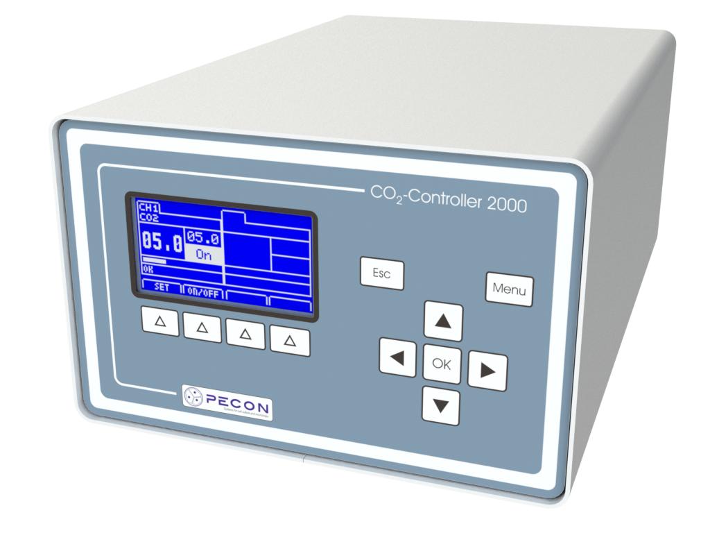CO2-Controller 2000