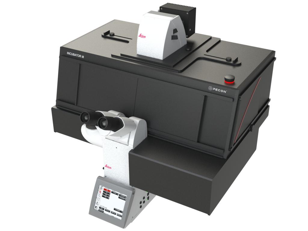 Incubator i8 - Variant 1 for Leica DMI8 microscope
