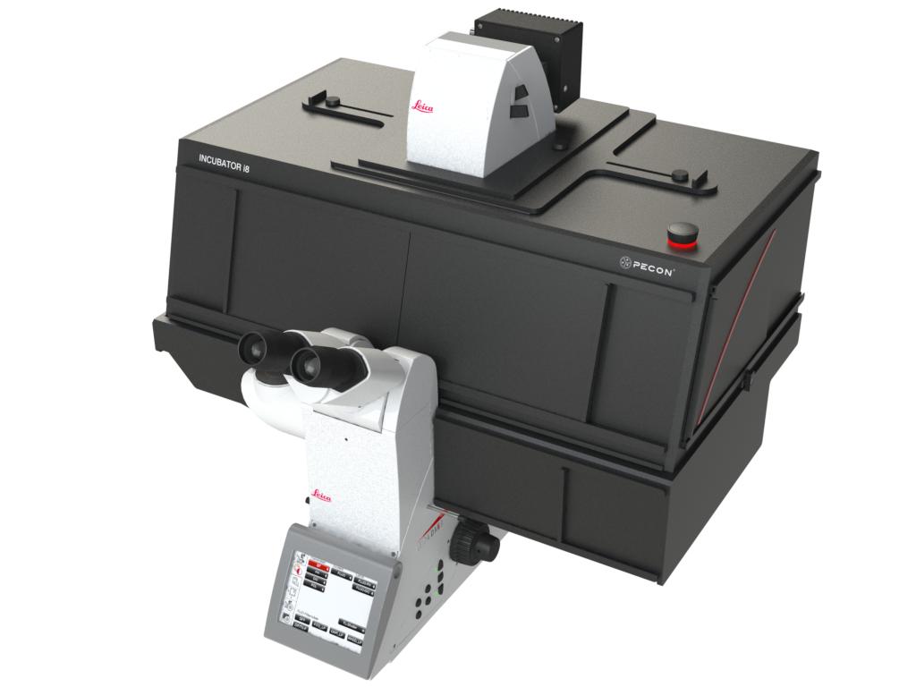 Incubator i8 - Variant 7 for Leica DMI8 microscope