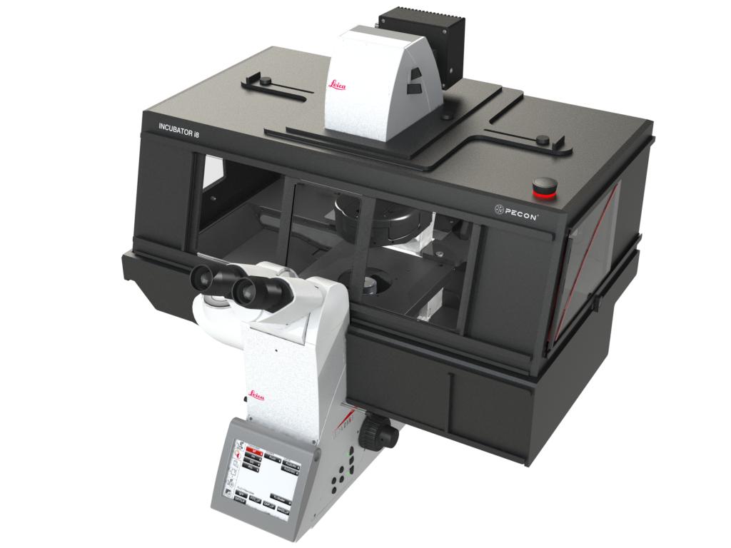 Incubator i8 - Variant 8 for Leica DMI8 microscope