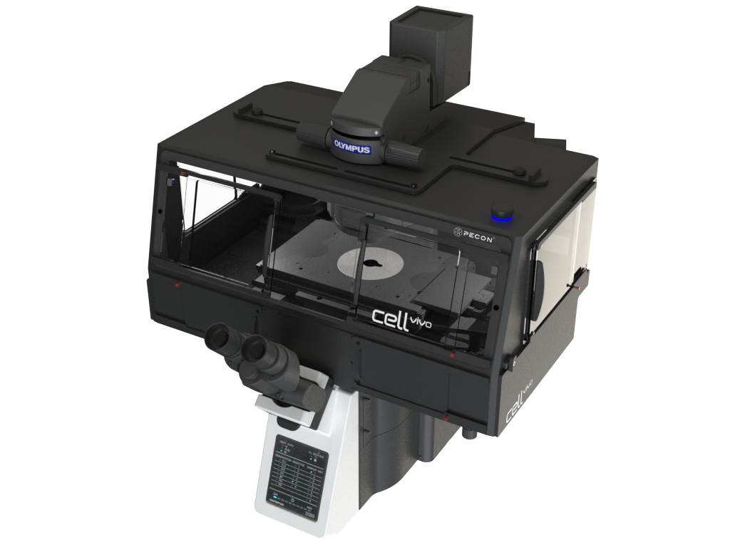 Incubator OL IX73/IX83 cellVivo-3 Variant 3