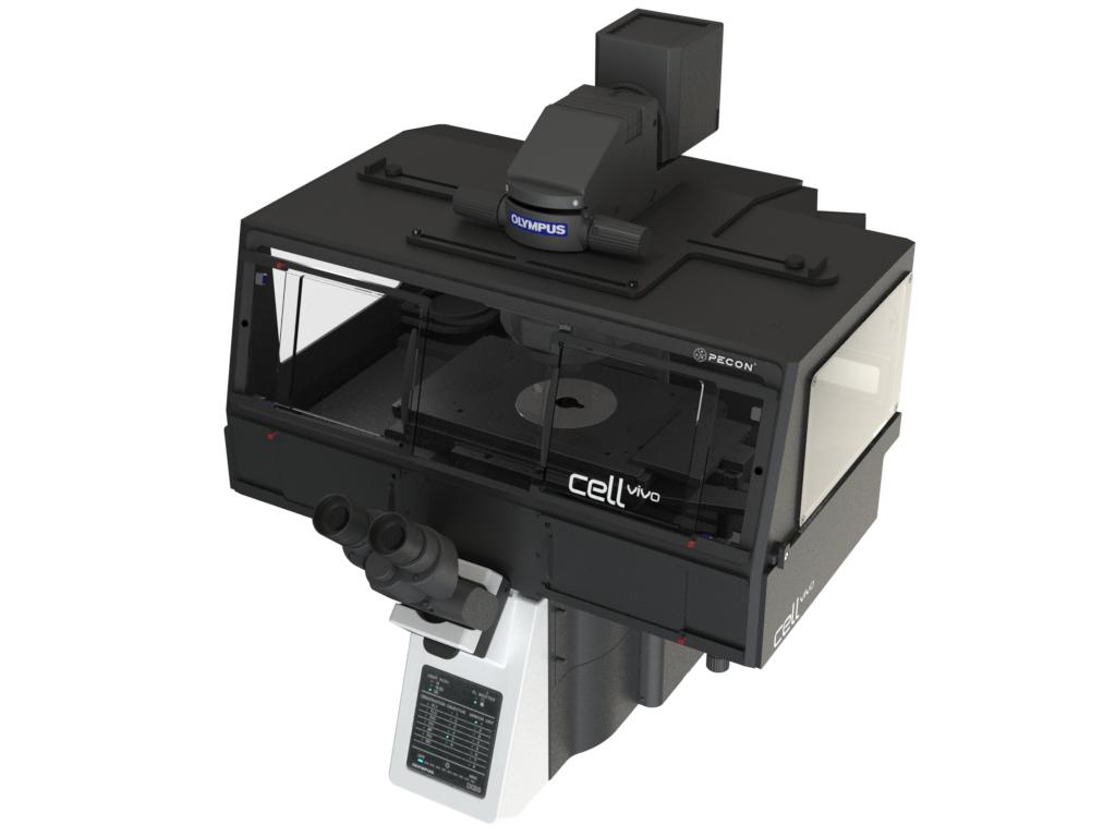 Incubator OL IX73/IX83 cellVivo-3 Variant 4